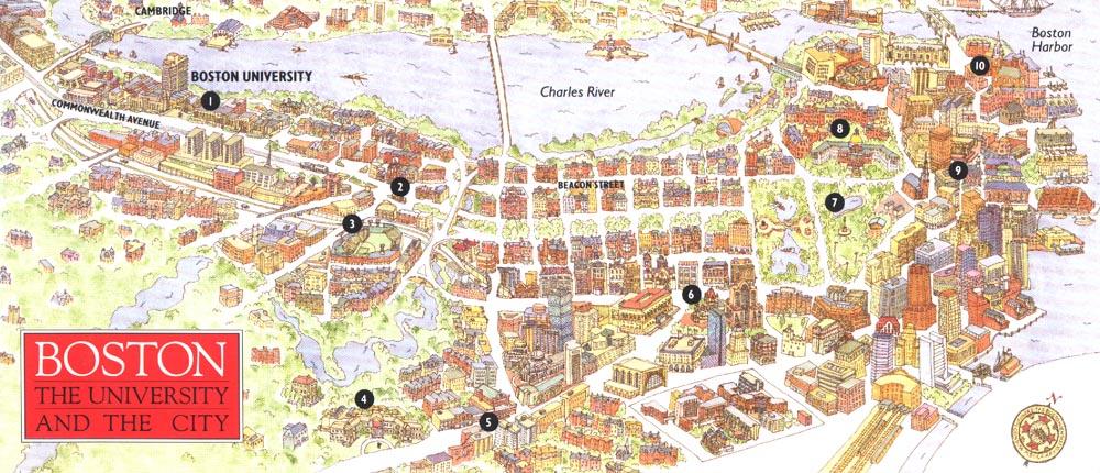 boston university charles river campus map Murad S Taqqu boston university charles river campus map